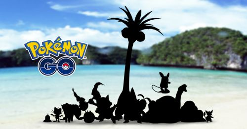 Pokemon GO - Alola formy v Pokemon GO?