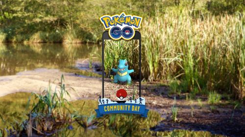Pokémon GO - Totodile Community Day
