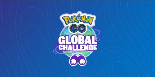 Pokemon GO - Je tu Global Challenge