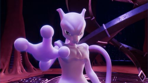 Speciální promo video k Mewtwo Strikes Back Evolution