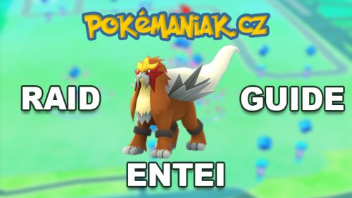 Pokémon GO - Entei Raid Guide