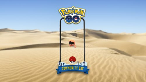 Pokémon GO - Trapinch Community Day