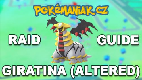 Pokémon GO - Giratina Altered Raid Guide