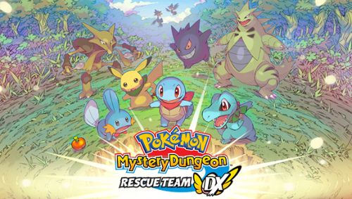 Pokémon Direct - Mystery Dungeon: Rescue Team DX na Nintendo Switch
